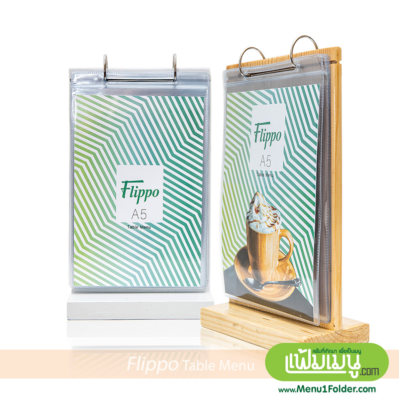 Table display stand A5