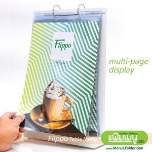 Flip Table Menu